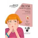 Maschera Viso peel off pelle grassa Olivia PuroBio Cosmetics PUROBIO Cosmetics