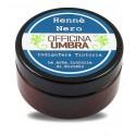 Tinta Vegetale in Polvere Colore Nero 100 g OFFICINA UMBRA